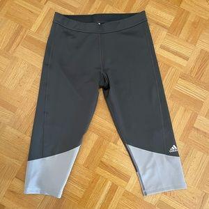 Adidas 3/4 Climalite Tights